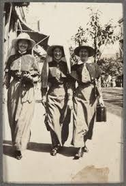 Let's remember the bravery of thousands of Australian nurses…