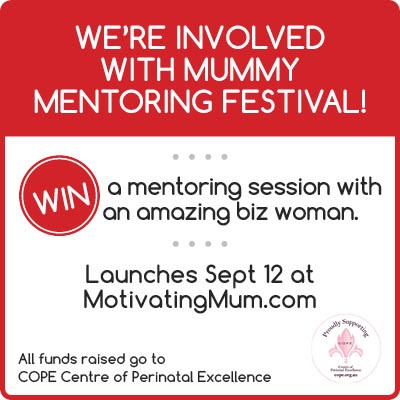 WIN a 30min session with an amazing Business woman (me included) @MotivatingMumOz